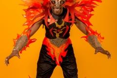 Carnival Costume Portraits #14B